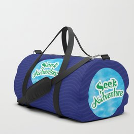 Seek Adventure Duffle Bag