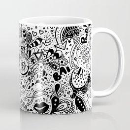 cute graphite Coffee Mug