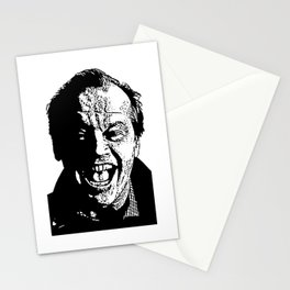 Jack's smile Stationery Cards