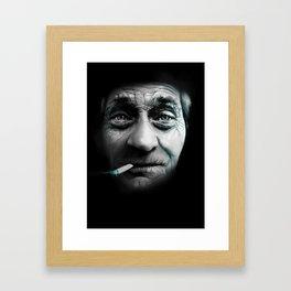wrinkle Framed Art Print