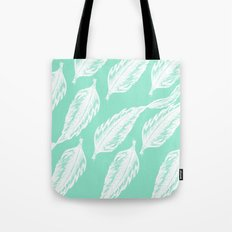 Feathered Feels Tote Bag