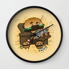 The Dad Burger Wall Clock