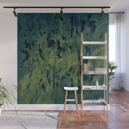 Abstract XXX Wall Mural