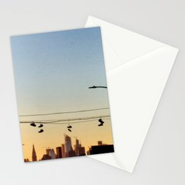 Williamsburg Skyline, 2018 from Roberta Winters Photography Stationery Cards