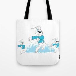 Conejo Tote Bag