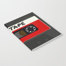 The Mix Tape I Notebook