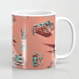 WELCOME TO PALM SPRINGS Coffee Mug