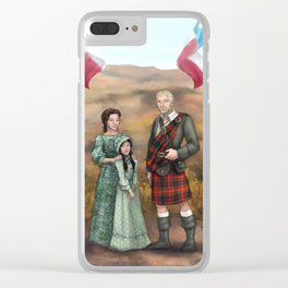 I'll Go to Texas - The Revolution Years Clear iPhone Case