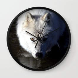Quenched Wall Clock