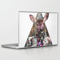 ariana grande Laptop & iPad Skins featuring ▲BOSQUE▲ by Kris Tate