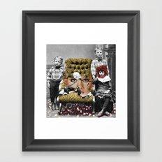 Memento Mori 5 Framed Art Print