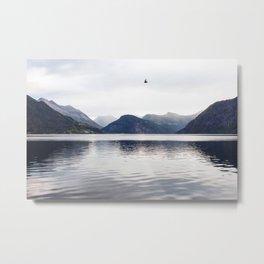 Birds of Paradise I (Eidsdal, Norway) Metal Print