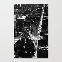 NYC Night Canvas Print