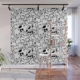 Oh Vegans Wall Mural