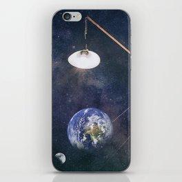 Earth hour iPhone Skin