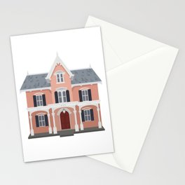 Carpenter Gothic Stationery Cards