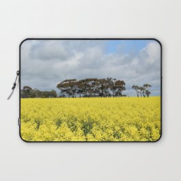 Canola Fields in Foxhow Laptop Sleeve