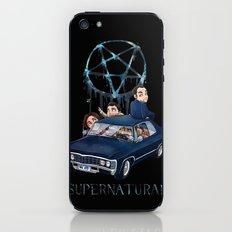 Supernatural Ride iPhone & iPod Skin