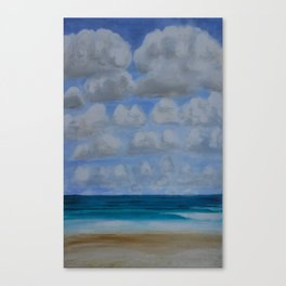 Every Day is a New Horizon Canvas Print