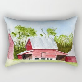 Outbuildigs - Smithfied,VA Rectangular Pillow