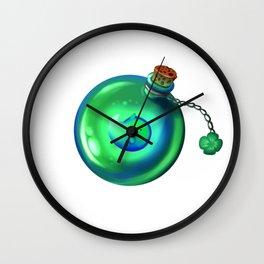 Lucky spirit 1 Wall Clock