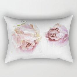 The Edges of Feeling Rectangular Pillow