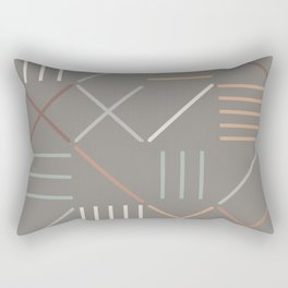 Geometric Shapes 06 Rectangular Pillow