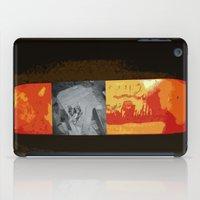 simba iPad Cases featuring SIMBA by David Hinnebusch