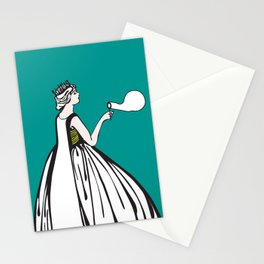 The Queen City  Stationery Cards