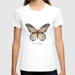 Danaus plexippus T-shirt