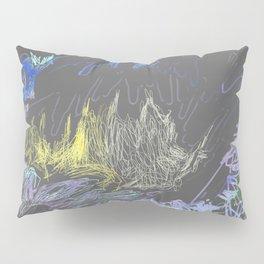chaotic landscape Pillow Sham