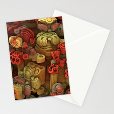 Cat's in the Cradle Stationery Cards