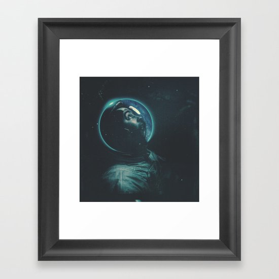Project Apollo - 10 Framed Art Print