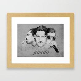 Javato Framed Art Print