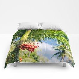 Keanae Palm Beauty Comforters
