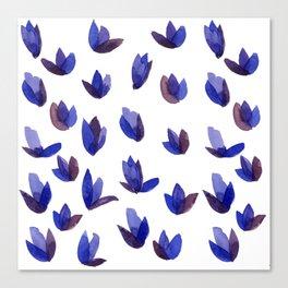 Read My Tulips Canvas Print