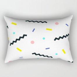 Memphis pattern 59 Rectangular Pillow