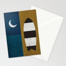 Board & Moon Stationery Cards