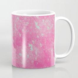 The spring romantic color of princess_Pink shaved snow ice Coffee Mug