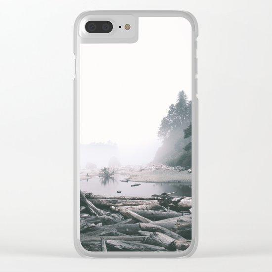 Washington Coast Clear iPhone Case