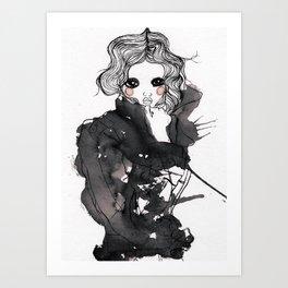 My Muse Art Print
