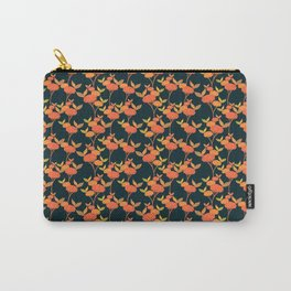 Orange autumn berries. Carry-All Pouch