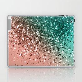 Cali Summer Vibes Lady Glitter #4 #shiny #decor #art #society6 Laptop & iPad Skin