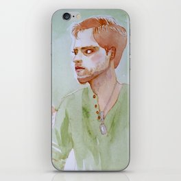 till the end of the line iPhone Skin