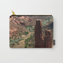 Spider Rock - Amazing Rockformation Carry-All Pouch