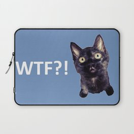 WTF?! Laptop Sleeve