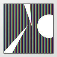 RGB2 Canvas Print