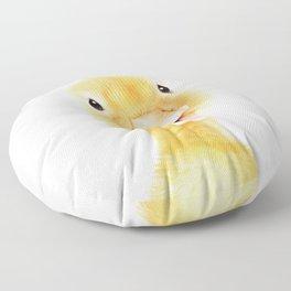 Little Duckling Floor Pillow