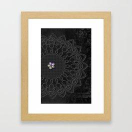 Emboss | To Mold Framed Art Print