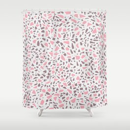 Terrazzo AFE_T2019_S12_4 Shower Curtain